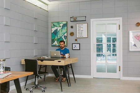 ZworkSpace - Dedicated Desk