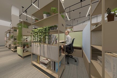 Spaces-H01 - Private Office