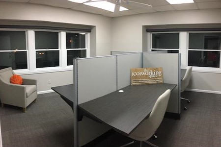 The (Co)Working Space of East Brunswick/South River - Private Corner Office for Team