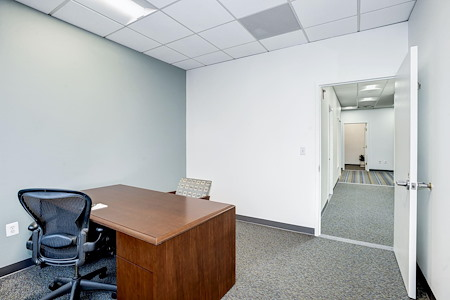Carr Workplaces - Old Town - Dedicated Desk