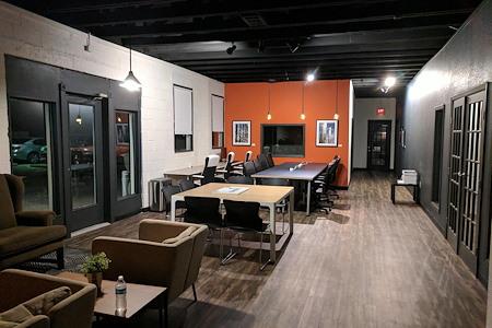 CenterSpace - Part-Time Open Desk