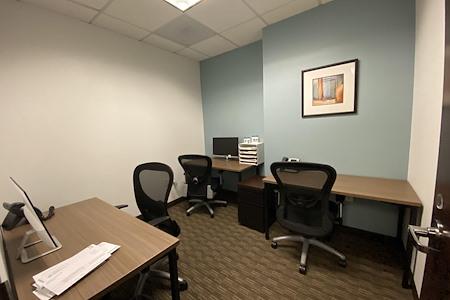 Regus Downtown San Jose - Office 607