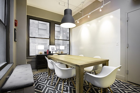 WorkHouse NYC | Midtown - Grand Central - Conference Rm- 5th Fl (No TV)