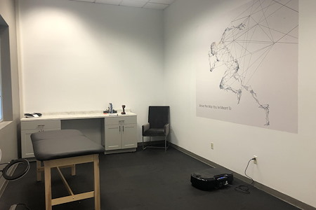 Naboso Technology - Medical Office Space (private) 10' x 25'
