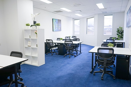 Christie Spaces Spring Street - Private 14 Desk Office