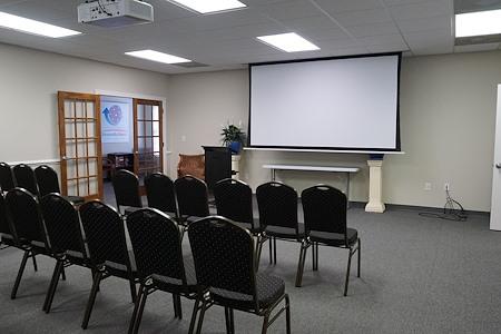 Dream Builders Communication Inc. - Flex Meeting Space