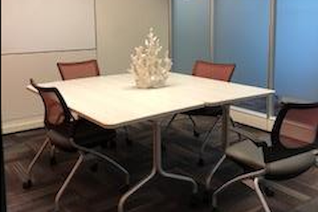 Office Evolution - Raleigh Crabtree Valley Mall - B) Small Conference Room