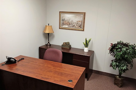 TKO Suites Knoxville TN - Private, Interior Office Available NOW!