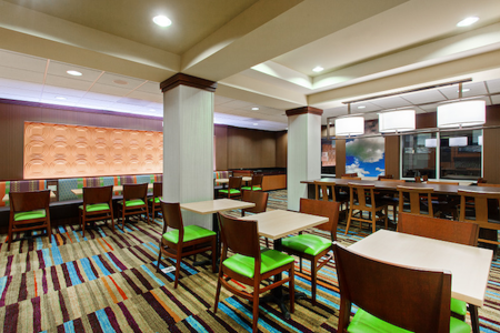 Fairfield Inn & Suites Los Angeles West Covina - Workspace 2