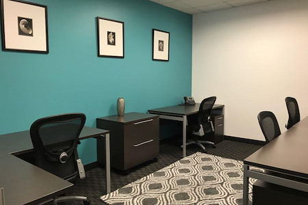 Regus- Landmark Square - Private office for 4 people