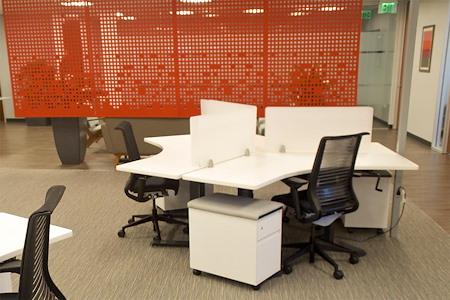 Intelligent Office- Burlingame - Dedicated Workstation