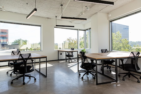 Industrious North Bethesda Pike & Rose - Dedicated Office for 4