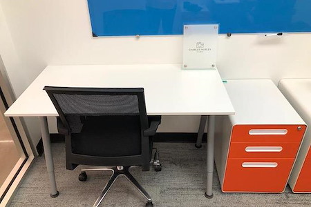 Expansive - Heard Building - Dedicated Desk - 3 Available