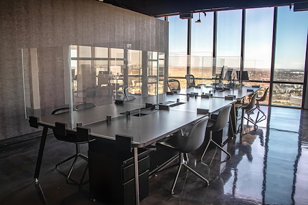 Venture X | Dallas Park Cities at Campbell Centre - Dedicated Desk