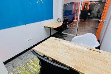 Expansive - Cathedral Square - 1 - 2 Person Office #347