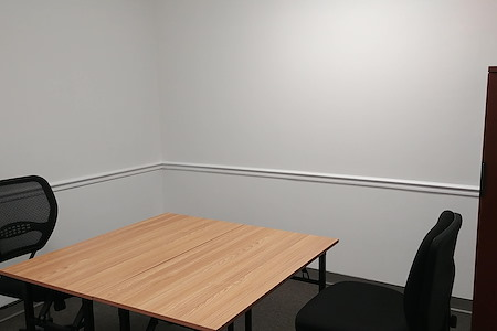 5570 Sterrett Place Suite 201 - Interior Office 1 (Meeting Room)