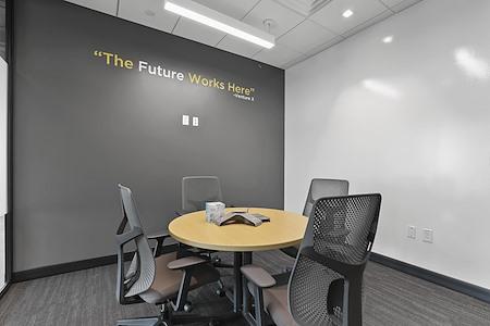 Venture X   The Realm at Castle Hills - Entrepreneur - Conference Room