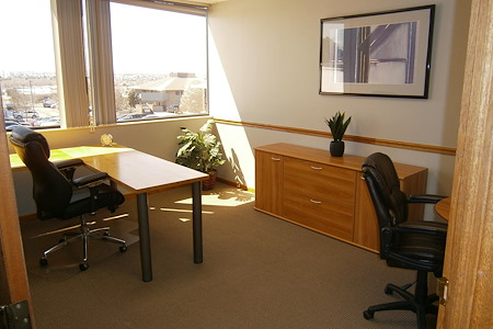 TEC Building - Executive Suite #22 & conference table