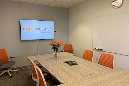 Office Evolution - San Antonio Sonterra - Bluebonnet Conference Room