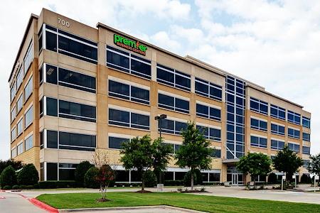 (ALN) One Allen Center - Interior Office