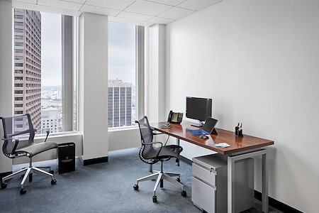 Boston Offices - One Boston Place - Private Window Office 2622