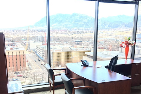 Inspired Workspace (Plaza) - Executive Office (Plaza Of The Rockies)