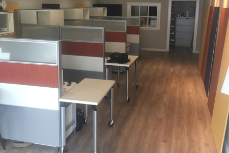 HPI Financial - Dedicated Desk