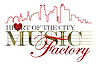 Logo of Heart of the City Music Factory