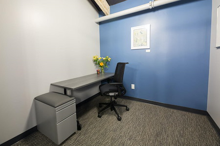 Satellite Workplaces Campbell - 1-Person Private Office