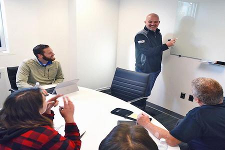 Station Coworking at Ambler Yards - Henkle Conference Room