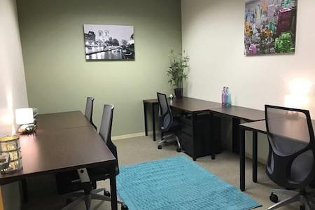 Regus | Bishop Ranch - Large Interior Private Office