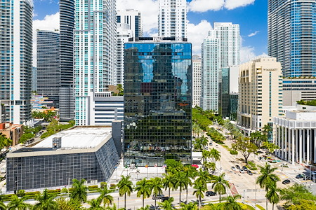 Brickell Business Center - Pop In Package