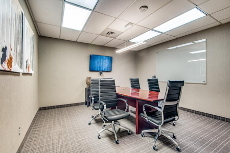WorkSuites | Las Colinas - Golf Course - Conference Room 4