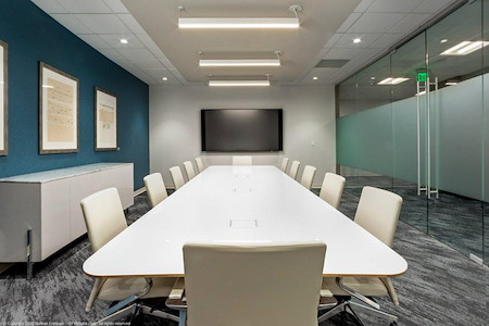 The Conference Centre on 11 - Iberville Boardroom