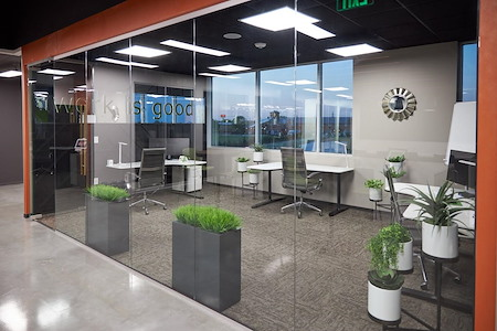 WorkSuites   Uptown Cole Ave - Hybrid Coworking