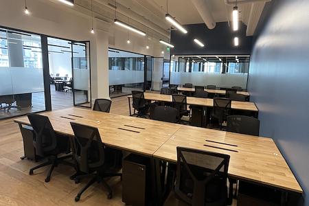 Mindspace Philadelphia - Dedicated Desks