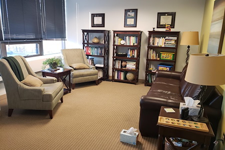 Carr Workplaces - Westchester - Ext. Office 423 Corner Avail Sept 1