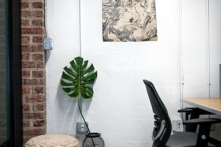Minds Cowork - Office for a team of 2 (Office #7)