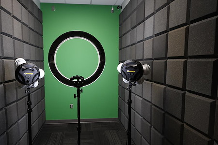 The Forum Coworking and Events - Green Screen Room