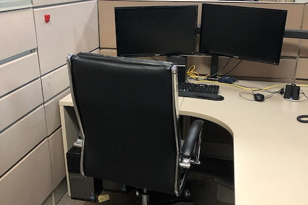 SPOC Space - Dedicated Desk 5