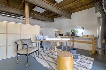 Cobalt Workspaces - Office 1