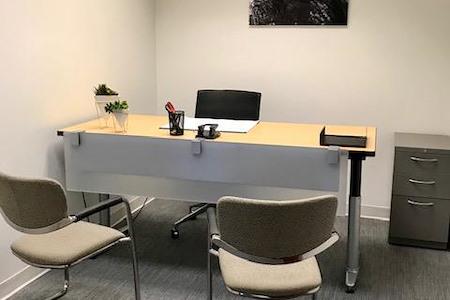 (CHA) Charlotte - Interior Office 130