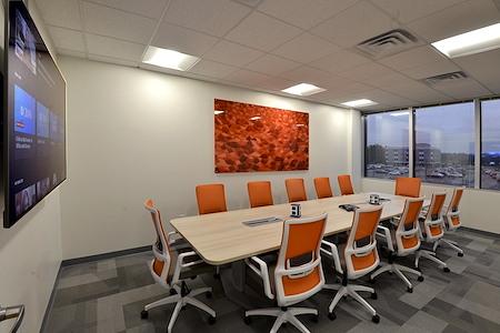 Office Evolution - Woodbridge/Metropark - Large Conference Room