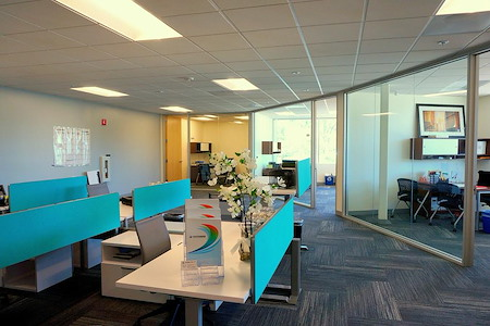 Z-Park Silicon Valley Innovation Center - R1012 Luxury Office Suite