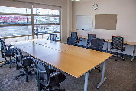 SOMAcentral | San Francisco (Townsend) - Team Space for 10 Suite 206