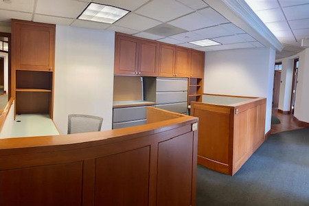 Oval Offices DC - Dedicated WorkStation