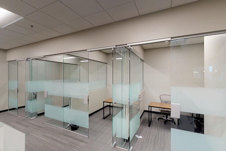 Workuity Chandler Viridian - 1 Person office