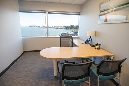 Intelligent Office- Burlingame - Hourly Office 1