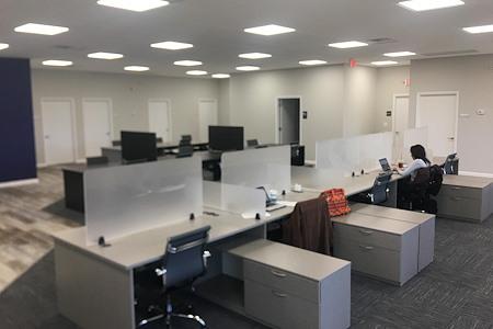 The (Co)Working Space in North Brunswick - Dedicated Desk   Membership