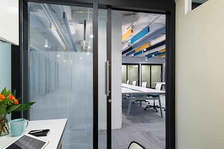 Metro Offices - Greensboro - Micro Office
